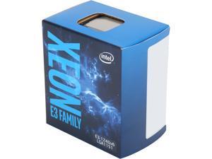 Intel Xeon E3-1240 V6 Kaby Lake 3.7 GHz (4.1 GHz Turbo) LGA 1151 72W BX80677E31240V6 Server Processor
