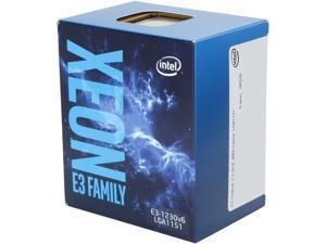 Intel Xeon E3-1230 V6 Kaby Lake 3.5 GHz (3.9 GHz Turbo) LGA 1151 72W BX80677E31230V6 Server Processor