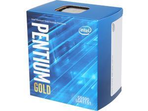 Intel Pentium Gold G5500 Coffee Lake Dual-Core 3.8 GHz LGA 1151 (300 Series) 54W BX80684G5500 Desktop Processor Intel ...