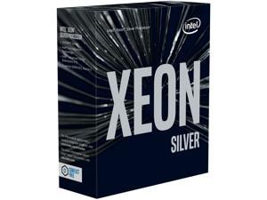 Intel Xeon Scalable Silver 4112 SkyLake 4-Core 2.6 GHz (3.0 GHz Turbo) LGA 3647 85W BX806734112 Server Processor