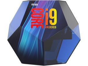 Intel Core i9-9900K Coffee Lake 8-Core, 16-Thread, 3.6 GHz (5.0 GHz Turbo) LGA 1151 (300 Series) 95W BX80684I99900K Desktop Processor Intel UHD Graphics 630