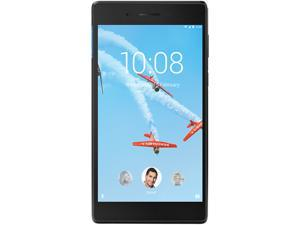 "Lenovo ZA300146US MTK MT8167D (1.30 GHz) 1 GB LPDDR3 Memory 16 GB 7"" 1024 x 600 Tablet PC Android 7.0 (Nougat) Black"