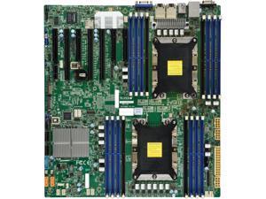 Supermicro MBD-X11DPH-T Dual Socket P DDR4 C622 Dual 10G LAN E-ATX Server Motherboard (Retail Package)