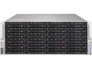 Supermicro Storage Server, 6049P-E1CR24L-OTO-12, 240TB SAS3 HDDs, 2 x Xeon Gold 5218, Memory 192G