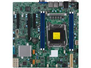 Supermicro Motherboard MBD-X11SRM-VF-O Xeon Single Socket 2066 C422 Max.256G PCIE MicroATX Retail