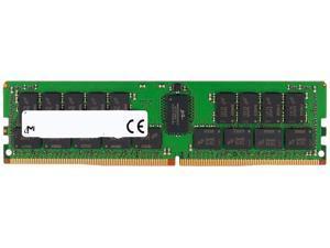 Supermicro (MTA36ASF4G72PZ-2G6E1) 32GB SDRAM ECC Registered DDR4 2666 (PC4 21300) Server Memory Model MEM-DR432L-CL03-ER26