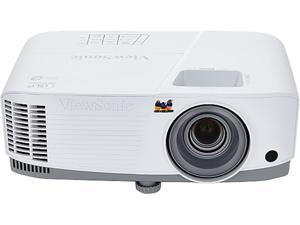 ViewSonic Projector PA503W WXGA DLP 1280x800 3600 Lumens HDMI/VGA Mini USB RE232 (PA503W)