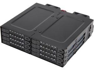 ICY RD MB998IP-B 8x2.5 MiniSAS HD HDD SSD in 1 x 5.25 bay Hot Swap Backplane