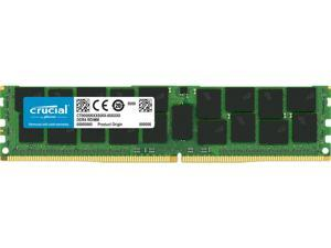 Crucial 32GB 288-Pin SDRAM ECC LR DIMM DDR4 2666 (PC4 21300) Server Memory Model CT32G4LFD4266