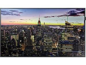 "Samsung QM49H SMART Signage 49"" Edge-Lit 4K Ultra HD LED Commercial Display - LH49QMHPLGC/GO"
