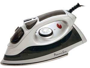 Continental Electric 3-Way Spray / Burst / Steam Iron, Silver PS74199
