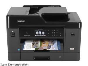Brother MFC-J6930DW Wireless Duplex Color All-in-One Inkjet Printer