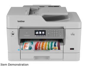 Brother MFC-J6935DW Wireless All-in-One Color Inkjet Printer with Automatic Duplex Printing
