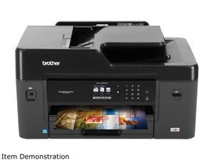Brother MFC-J6530DW Wireless All-in-One Color Inkjet Printer with Automatic Duplex Printing