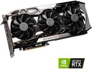 EVGA GeForce RTX 2080 Ti FTW3 ULTRA GAMING, 11G-P4-2487-KR, 11GB GDDR6, iCX2 & RGB LED