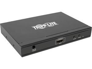 Tripp Lite Multi-Viewer HDMI Switch, 4-Port with Built-in IR (B119-4X1-MV)