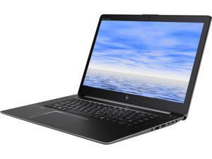 "HP ZBook Studio G4 2HU31UT#ABA Mobile Workstation Intel Core i7 7th Gen 7700HQ (2.80 GHz) 8 GB Memory 256 GB SSD Intel HD Graphics 630 15.6"" Windows 10 Pro 64-bit"