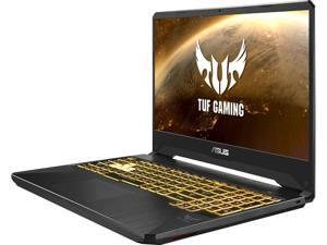 "Asus TUF Gaming Laptop, 15.6"" Full HD IPS-Type, Intel Core i7-9750H, GeForce GTX 1650, 8 GB DDR4, 512 GB PCIe SSD, Gigabit Wi-Fi 5, Windows 10 Home, TUF505GT-AH73 Notebook PC Computer"