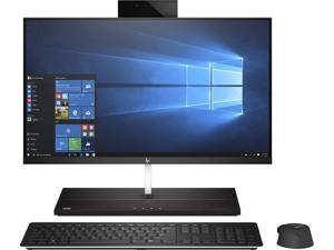 """HP EliteOne 1000 G2 All-in-One PC 4HZ23UT#ABA - Intel Core i5 (8th Gen) i5-8500 3.00 GHz - 8 GB DDR4 - 1 TB HDD - 27"""" 4K IPS Anti-Glare - Windows 10 Pro 64-Bit (English) - Wireless Mouse and Keyboard"""