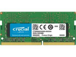Crucial 16GB (1 x 16GB) DDR4 2666MHz DRAM (Notebook Memory) CL19 1.2V DR SODIMM (260-pin) CT16G4SFD8266