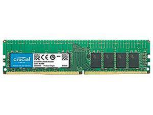 Crucial 16GB 288-Pin DDR4 SDRAM ECC Registered DDR4 2666 (PC4 21300) Server Memory Model CT16G4RFD8266
