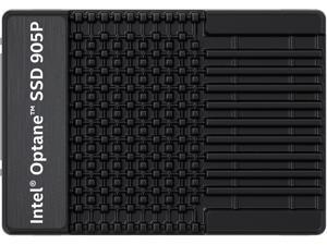 Intel Optane SSD 905P Series - 480GB, 2.5in PCIe x4, 3D XPoint Solid State Drive (SSD) - SSDPE21D480GAM3