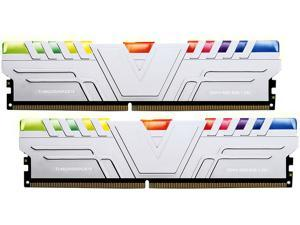 V-Color SKYWALKER PRISM RGB 16GB (2 x 8GB) 288-Pin DDR4 SDRAM DDR4 3000 (PC4 24000) Desktop Memory Model ...