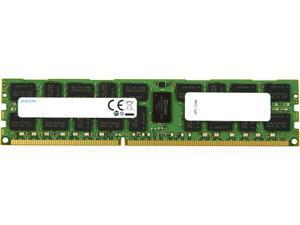 SAMSUNG 16GB 240-Pin DDR3 SDRAM ECC Registered DDR3 1600 (PC3 12800) Server Memory Model M393B2G70EB0-YK0
