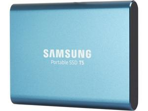 "SAMSUNG T5 500GB 2.50"" USB 3.1 V-NAND Portable SSD MU-PA500B/AM"