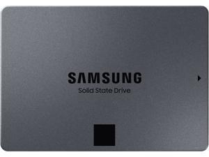 """SAMSUNG 860 QVO Series 2.5"""" 1TB SATA III Internal Solid State Drive (SSD) MZ-76Q1T0B/AM"""