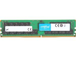 Crucial 16GB 288-Pin DDR4 SDRAM ECC Registered DDR4 2666 (PC4 21300) Server Memory Model CT16G4RFD4266
