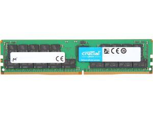 Crucial 32GB 288-Pin DDR4 SDRAM ECC Registered DDR4 3200 (PC4 25600) Server Memory Model CT32G4RFD432A
