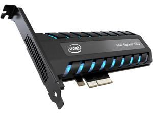 Intel Optane SSD 905P Series - 960GB, 1/2 Height PCIe x4, 20nm, 3D XPoint Solid State Drive (SSD) - SSDPED1D960GAX1