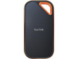 SanDisk 500GB Extreme Pro Portable SSD - Up to 1050 MB/s - USB-C, USB 3.1 - SDSSDE80-500G-A25