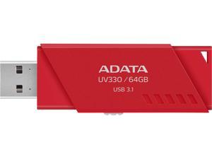 ADATA 64GB UV330 USB 3.1 Flash Drive (AUV330-64G-RRD)