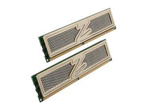 OCZ Gold 4GB (2 x 2GB) 240-Pin DDR2 SDRAM DDR2 800 (PC2 6400) Dual Channel Kit Desktop Memory Model OCZ2G8004GK