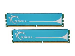 G.SKILL 4GB (2 x 2GB) 240-Pin DDR2 SDRAM DDR2 800 (PC2 6400) Dual Channel Kit Desktop Memory Model F2-6400CL4D-4GBPK
