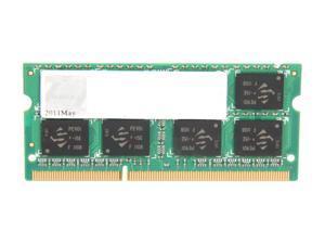 G.SKILL 4GB 204-Pin DDR3 SO-DIMM DDR3 1066 (PC3 8500) Laptop Memory Model F3-8500CL7S-4GBSQ