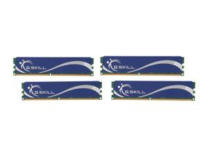 G.SKILL 16GB (4 x 4GB) 240-Pin DDR2 SDRAM DDR2 800 (PC2 6400) Desktop Memory Model F2-6400CL5Q-16GBPQ
