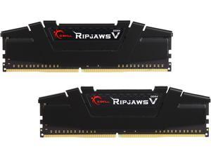 G.SKILL Ripjaws V Series 16GB (2 x 8GB) 288-Pin DDR4 SDRAM DDR4 3200 (PC4 25600) Desktop Memory Model F4-3200C16D-16GVKB