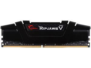 G.SKILL Ripjaws V Series 16GB 288-Pin DDR4 SDRAM DDR4 3200 (PC4 25600) Intel Z270 Platform Desktop Memory Model F4-3200C16S-16GVK