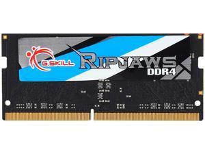 G.SKILL Ripjaws Series 4GB 260-Pin DDR4 SO-DIMM DDR4 2133 (PC4 17000) Laptop Memory Model F4-2133C15S-4GRS