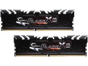 G.SKILL Flare X Series 16GB (2 x 8GB) 288-Pin DDR4 SDRAM DDR4 3200 (PC4 25600) ...