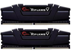 G.SKILL Ripjaws V Series 16GB (2 x 8GB) 288-Pin DDR4 SDRAM DDR4 3600 (PC4 28800) Desktop Memory Model F4-3600C16D-16GVKC