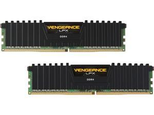 CORSAIR Vengeance LPX 16GB (2 x 8GB) 288-Pin DDR4 SDRAM DDR4 3000 (PC4 24000) Desktop Memory Model CMK16GX4M2L3000C15