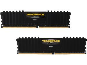 CORSAIR Vengeance LPX 16GB (2 x 8GB) 288-Pin DDR4 SDRAM DDR4 3200 (PC4 25600) Desktop Memory Model CMK16GX4M2E3200C16