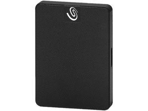 Seagate Expansion SSD 500GB USB 3.0 External / Portable Solid State Drive for PC Laptop and Mac (STJD500400)