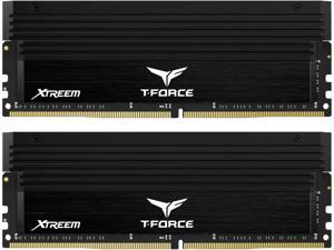 Team T-Force XTREEM 16GB (2 x 8GB) 288-Pin DDR4 SDRAM DDR4 3866 (PC4 30900) Desktop Memory Model TXKD416G3866HC18EDC01