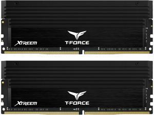 Team T-Force XTREEM 16GB (2 x 8GB) 288-Pin DDR4 SDRAM DDR4 3733 (PC4 29800) Desktop Memory Model TXKD416G3733HC18ADC01