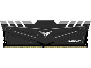 Team T-FORCE DARK Za 32GB (2 x 16GB) 288-Pin DDR4 SDRAM DDR4 3200 (PC4 25600) Desktop Memory (FOR AMD) Model TDZAD432G3200HC16CDC01
